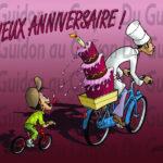L'Atelier vélo a un an!