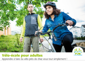 Cours de vélo pour adulte